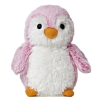 Pompom the Little Pink Baby Penguin Stuffed Animal by Aurora