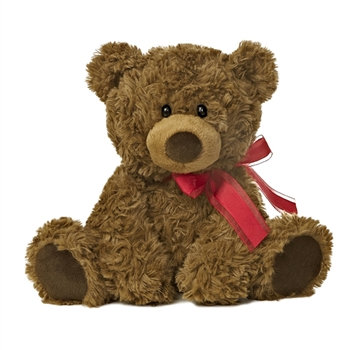 Small Brown Coco Teddy Bear by Aurora