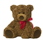 Brown Coco Teddy Bear by Aurora