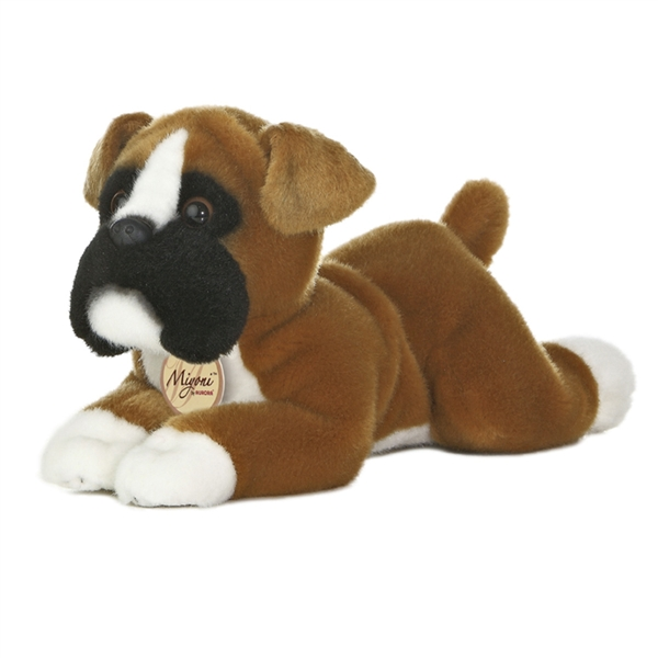 Stuffed Boxer Puppy Goldenacresdogs