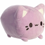 Taro the Purple Stuffed Cat Meowchi Plush by Aurora