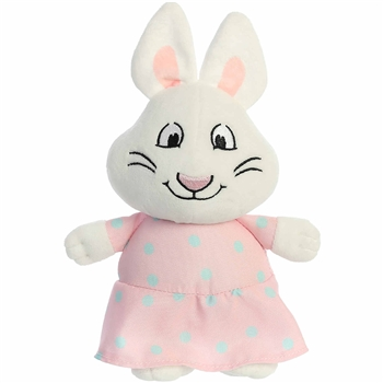 Ruby the Stuffed White Rabbit Max and Ruby Plush by Aurora