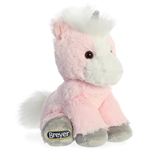 Breyer Little Bits Stuffed Pink Unicorn by Aurora
