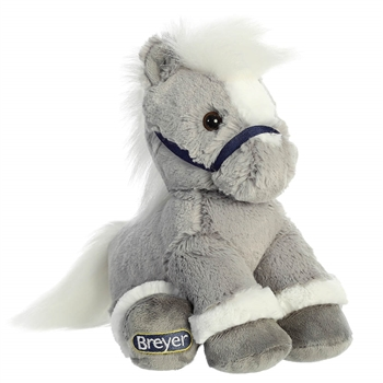 Breyer Bridle Buddies Stuffed Gray Horse by Aurora