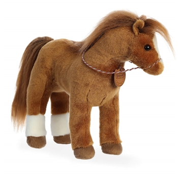 Breyer Showstoppers Quarter Horse Stuffed Animal by Aurora