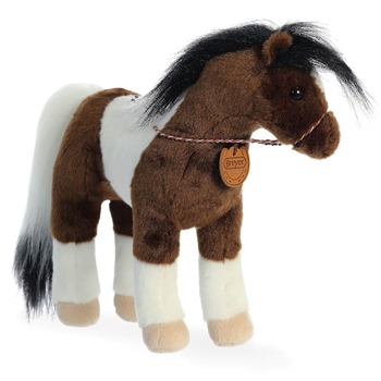 Breyer Showstoppers Paint Horse Stuffed Animal by Aurora