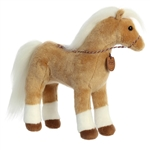 Breyer Showstoppers Morgan Horse Stuffed Animal by Aurora