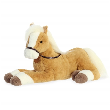 Breyer Majestics Palomino Horse Stuffed Animal by Aurora