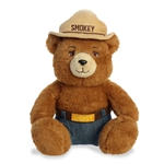 Smokey Bear Stuffed Animal by Aurora