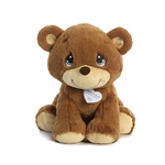 Precious Moments Large Charlie Bear Stuffed Animal by Aurora