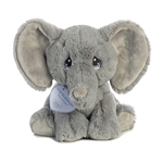Precious Moments Tuk Elephant Stuffed Animal by Aurora