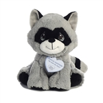 Precious Moments Rascal Raccoon Stuffed Animal by Aurora
