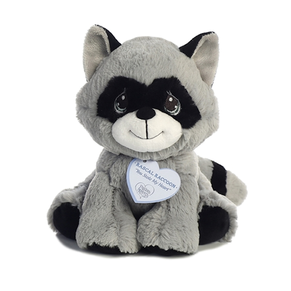 b182d5f0945a Precious Moments Rascal Raccoon Stuffed Animal by Aurora. Larger Photo ...