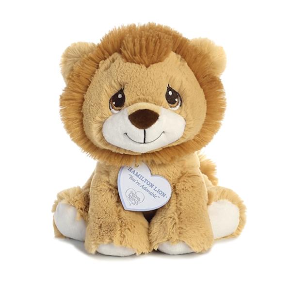 Lion Stuffed Animal Precious Moments By Aurora Stuffed Safari