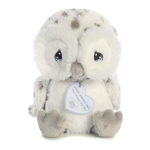 Snowy Owl Stuffed Animal Precious Moments By Aurora Stuffed Safari