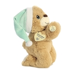 Precious Moments Charlie Prayer Bear Stuffed Animal by Aurora