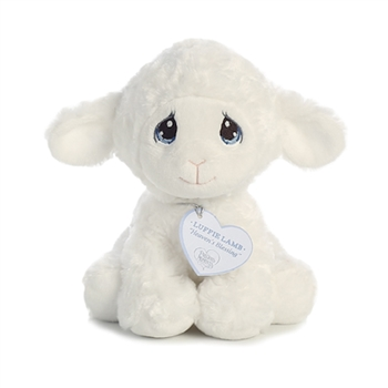 Precious Moments Luffie Lamb Stuffed Animal by Aurora