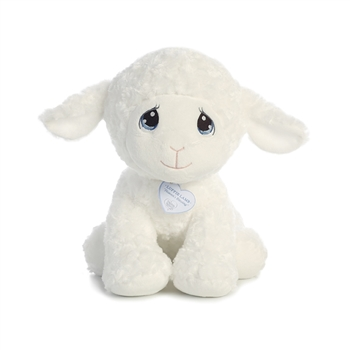 Precious Moments Large Luffie Lamb Stuffed Animal by Aurora