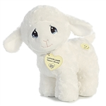 Precious Moments Musical Luffie Lamb Stuffed Animal by Aurora