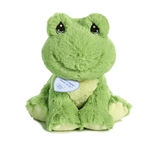 Precious Moments Ribbit Frog Stuffed Animal by Aurora