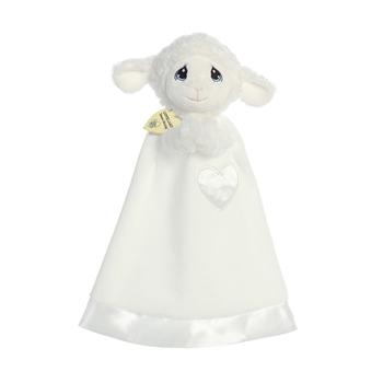 Precious Moments Luffie Lamb Luvster Baby Blanket by Aurora