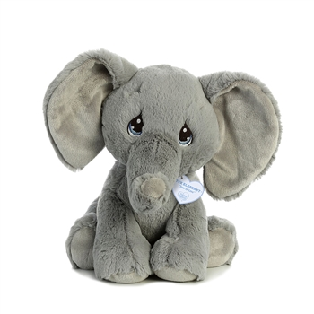 Precious Moments Medium Tuk Elephant Stuffed Animal by Aurora