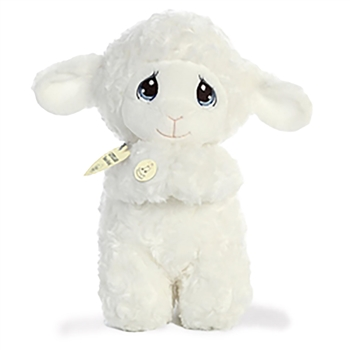 Precious Moments Luffie Prayer Lamb Stuffed Animal by Aurora