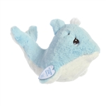 Precious Moments Dipper Dolphin Stuffed Animal by Aurora