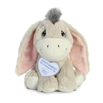 Precious Moments Dusty Donkey Stuffed Animal by Aurora