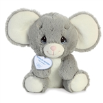Precious Moments Nibbles Mouse Stuffed Animal by Aurora
