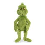 Dr. Seuss Grinch Stuffed Animal by Aurora