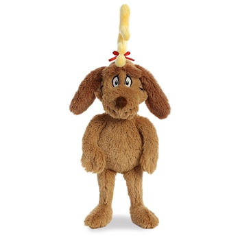 Dr. Seuss Max the Dog Stuffed Animal by Aurora