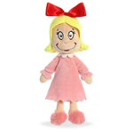 Dr. Seuss Cindy Lou Who Stuffed Animal by Aurora