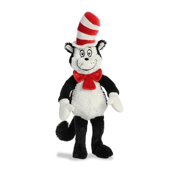 Dr Seuss Cat In The Hat Stuffed Animal Aurora Stuffed Safari