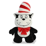 Small Stuffed Cat in the Hat Dr. Seuss Dood Plush by Aurora