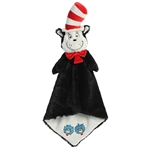 Dr. Seuss Cat in the Hat Luvster Baby Blanket by Aurora