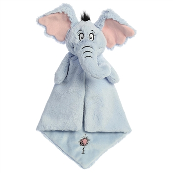 Dr. Seuss Horton Luvster Baby Blanket by Aurora