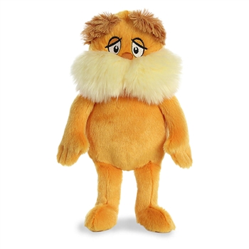 Dr. Seuss The Lorax Stuffed Animal by Aurora