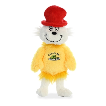 Dr. Seuss Sam I Am Stuffed Animal by Aurora