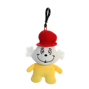 Dr. Seuss Sam I Am Clip-On Stuffed Animal by Aurora