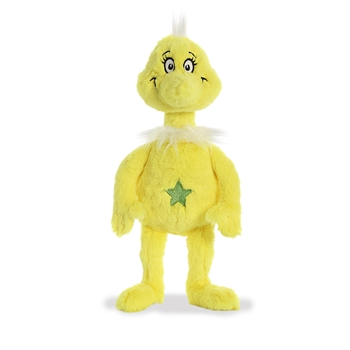 Dr. Seuss Sneetch Stuffed Animal by Aurora