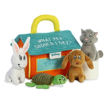 Dr. Seuss What Pet Should I Get Playset for Babies by Aurora