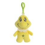 Dr. Seuss Sneetch Clip-On Stuffed Animal by Aurora