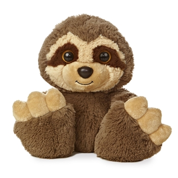 Sassafras the Taddle Toes Stuffed Sloth by Aurora