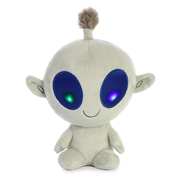 Bob the Light Up Grey Alien Stuffed Animal by Aurora