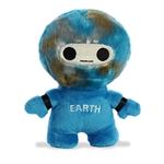Galaxy Group Earth Stuffed Animal by Aurora