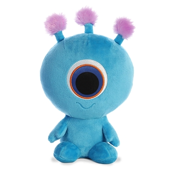 Hogli the Light Up Blue Alien Stuffed Animal by Aurora