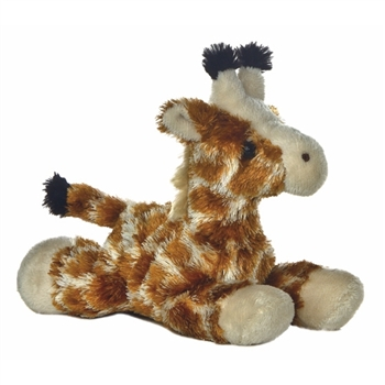 Gigi the Plush Giraffe Mini Flopsie By Aurora