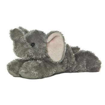 Ellie the Plush Elephant Mini Flopsie by Aurora