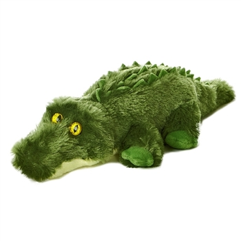 Little Gotcha the Stuffed Crocodile Mini Flopsie by Aurora
